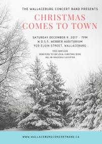 Christmas Comes To Town 1